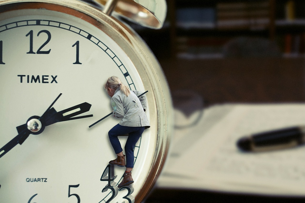 Time management  in GRE