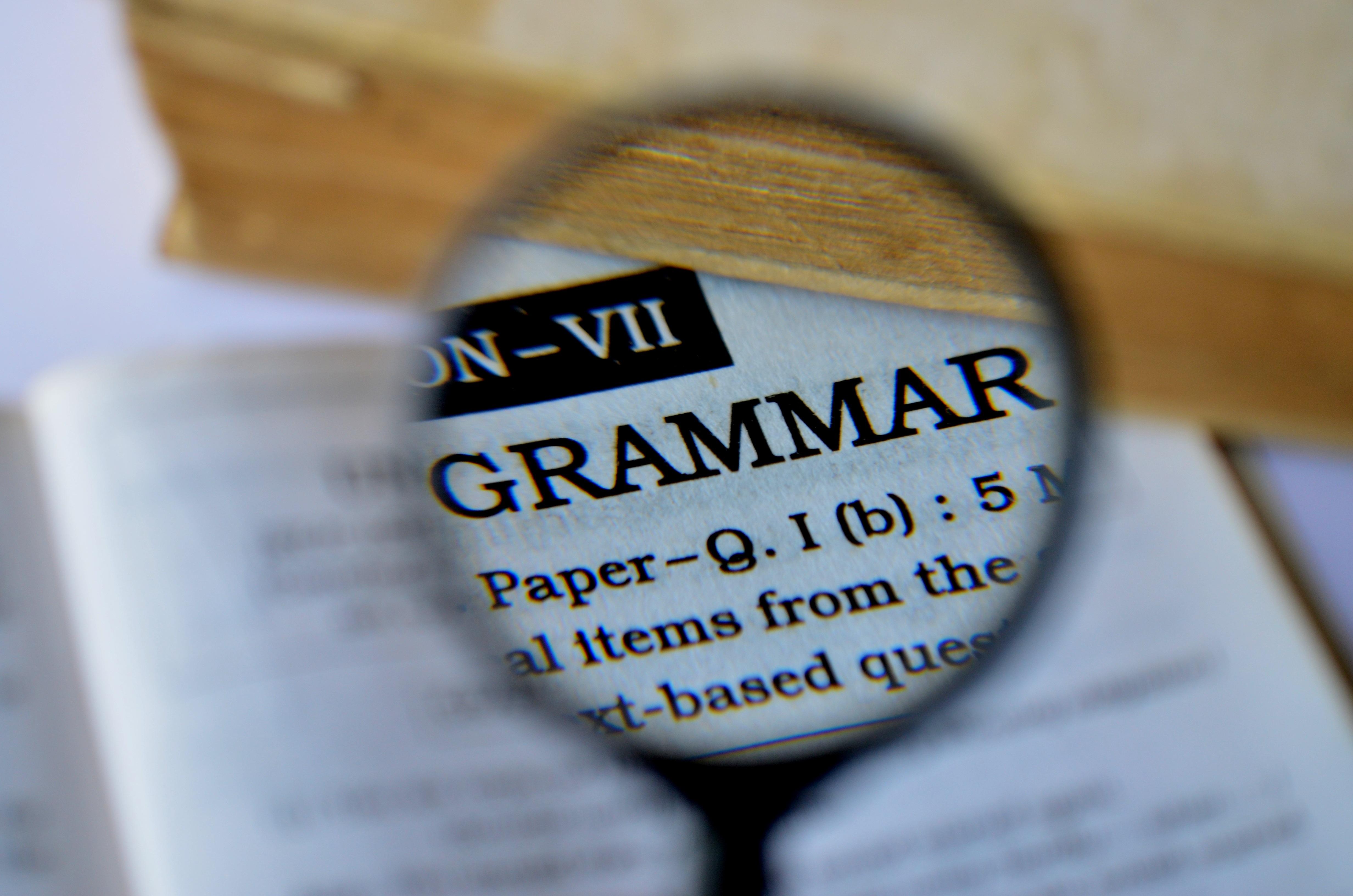 grammar-IELTS