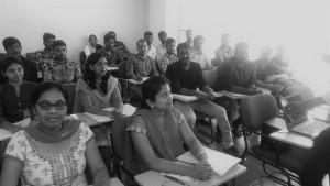 IELTS classroom